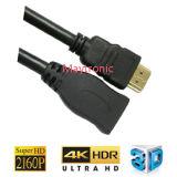 여성에게 고속 HDMI 케이블 남성