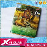 卸し売りロゴの習慣によって印刷される練習のノートの学校のノート