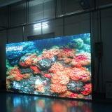 P7.62 улучшают экран дисплея полного цвета СИД влияния зрения крытый
