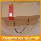 Boîte-cadeau de papier magnétique de carton
