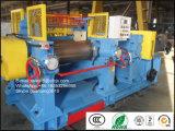 Moinho de mistura aberto de dois rolos para Plasticating de borracha e Xk-250 de mistura