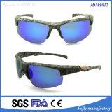 La nueva calidad plástica polarizada se divierte las gafas de sol con aduana posee insignia