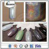 Holoの銀製の顔料、Kolortekの効果は製造業者に彩色する