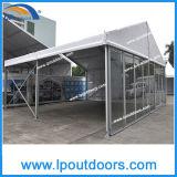 напольный ясный шатер хранения шатёр случая пяди 10m с стеной ABS и стеклянной стеной