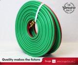 3/16 '' до 3/8 '' твиновских линий шланг заварки газа PVC шланга диссугаза кислорода заварки