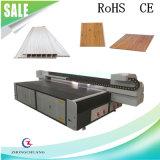 Impresora ULTRAVIOLETA de calidad superior para los sintéticos plásticos de aluminio de WPC