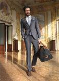 ハンドメイドのウールの人の方法衣類のヨーロッパ式のスーツ