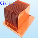 Het afschaven Heatsink, Koper of Aluminium