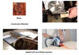 El carburo de tungsteno de alimentación de la hoja de sierra TCT herramienta de cuchillas para cortar madera