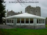 Wterproof, Flamme Redartant, UV-Beständiges multi seitliches Kabinendach-schönes Hochzeits-Zelt im Freien