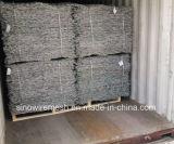 Galvanisierte sechseckige Draht-Filetarbeit vorbei hergestellt in China