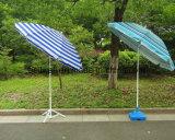 Parapluie de Sun bon marché d'inclinaison de jardin extérieur de patio