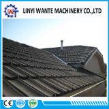 Mattonelle di tetto ricoperte pietra galvanizzate dell'obbligazione del metallo della lamiera di acciaio