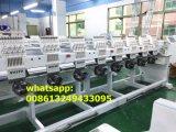 Machine automatisée à grande vitesse Wy908c de broderie de 9 têtes des pointeaux 8