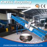 PE/PP/PS/ABS перезатачивают пластмассу рециркулируя зерна Pelletizing машина