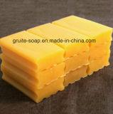 De multifunctionele Gele Zeep van de Wasserij voor de Handen en de Kleren van de Was