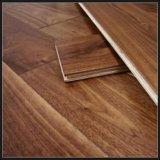 Suelo americano dirigido de la madera dura de la nuez/suelo de madera