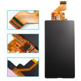 Convertitore analogico/digitale dello schermo di tocco della visualizzazione dell'affissione a cristalli liquidi per SONY Xperia Z1 M51W compatto Z1 mini D5503