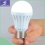 Lampadina Emergency ricaricabile di 12W LED con approvazione del Ce
