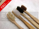 Eco-Friendly Biodegradable Bamboo Soft Neis Escova de dentes Cuidados com a boca