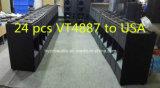 Vt4887 de MiniSerie van de Lijn, de Spreker van de Serie van de Lijn, Geluidsinstallatie