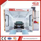 Cabina diesel de la pintura de aerosol de la hornilla de la alta calidad aprobada del Ce de la marca de fábrica de Guangli del fabricante de China