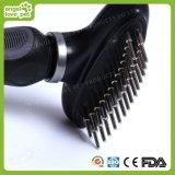 El cepillo del animal doméstico gira el peine de los contactos (HN-PG248)