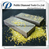 Этап диаманта камня лезвия пробела сварки серебра инструмента резца круга