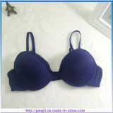 熱い販売OEMの快適なデザイン3/4個のコップの女性ブラ