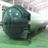 autoclave elétrica do aquecimento de 2800X8000mm para curar o composto (SN-CGF2880)