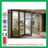 Balkon-und Patio-Falz-Tür-Aluminiumfalz-Tür