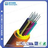 cabo interno da estrutura 8f seca de fibra óptica para o uso do Pigtail