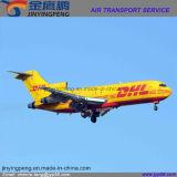 Serviço de frete rápido do ar de China a no mundo inteiro
