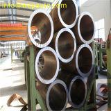 El cilindro hidráulico de DIN2391 St52 Bks afiló con piedra el plexiglás del tubo