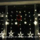 2017 свет занавеса занавеса цвета хорошего качества СИД изменяя светлый оптовый с 12 звездами от Yuegang
