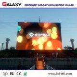 Visualización de LED del RGB P10/pantalla/cartelera/muestra/el panel al aire libre impermeables para hacer publicidad