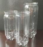 2 تجويف بلاستيكيّة زجاجات ومرطبان يجعل آلة