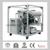Vakuumfiltration-Apparatevakuumöl-Reinigungsapparat-Wiederherstellung Ihr verwendetes Öl vollständig (ZJA)