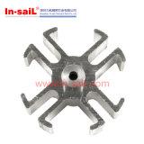 Peças de trituração de giro fazendo à máquina do metal do fabricante do OEM de China