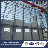 Almacén prefabricado de acero del taller del bajo costo