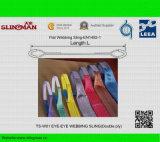 ASME B30.9 noi imbracature di sollevamento ad un solo strato della tessitura (TS-W06)