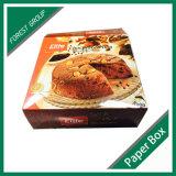 La impresión off-set Caja de cartón para el chocolate