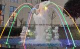 Самый новый ламинарный фонтан воды 2016