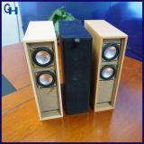 Классицистический портативный супер басовый стерео деревянный беспроволочный диктор Bluetooth книжных полок деревянный