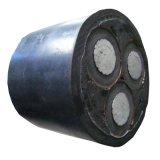силовой кабель PVC ленты PVC Isnulation проводника Cu 0.6/1kv алюминиевый