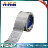 13.56MHz pas de Markering Ntag 213 van de Druk NFC Etiket aan