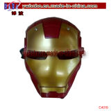 Decoración del partido Iron Man Mascarilla Marvell Superhéroe (PS1012)