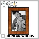 """5 """" X7 """"ホーム装飾のための現代木製映像の写真フレーム"""