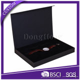 Spot UV Matt Coated Sliding Handmade Watch Box Luxury