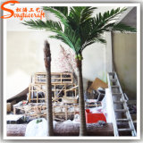 실내 훈장 인공적인 가짜 소형 야자열매 플랜트 나무